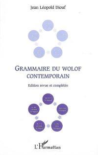 Grammaire du wolof contemporain