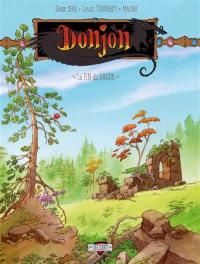 Donjon Crépuscule. Volume 111, La fin du donjon