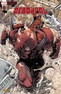Marvel legacy : Deadpool. n° 6, Nuances de Grey