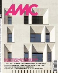 AMC, le moniteur architecture. n° 296, Des centres aquatiques au coeur des territoires