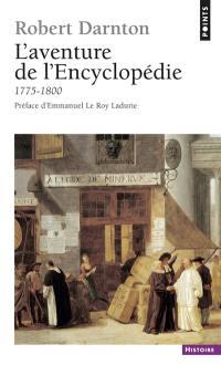 L'aventure de l'Encyclopédie