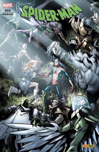 The amazing Spider-Man : hunted. n° 2,