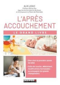 Le grand livre de l'après-accouchement