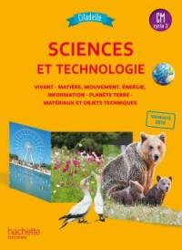 Sciences et technologie CM, cycle 3 : programmes 2016