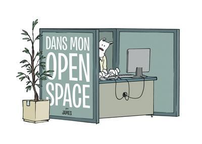 Dans mon open space