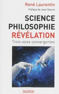 Science, philosophie et révélation