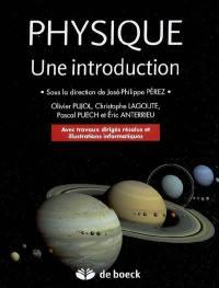 Physique, une introduction