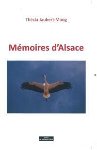 Mémoires d'Alsace
