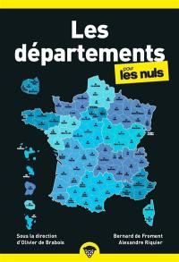 Les départements pour les nuls