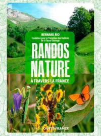Randos nature à travers la France