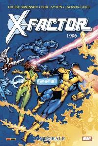 X-Factor, 1986
