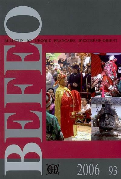 Bulletin de l'Ecole française d'Extrême-Orient. n° 93, The archaeology of prehistoric trans-Asiatic exchange