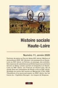 Histoire sociale Haute-Loire. n° 11,