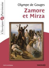 Zamore et Mirza : texte intégral