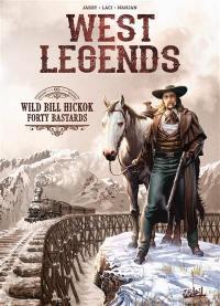West legends. Volume 1, Wyatt Earp's last hunt