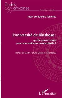 L'université de Kinshasa