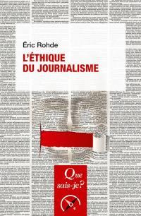 L'éthique du journalisme