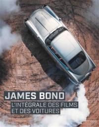 James Bond : l'intégrale des films et des voitures