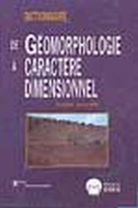 Dictionnaire de géomorphologie à caractère dimensionnel