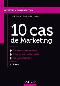 10 cas de marketing