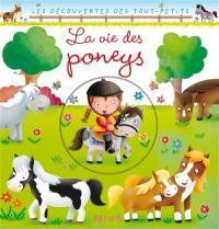 La vie des poneys
