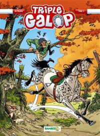 Triple galop. Volume 5,