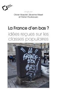 La France d'en bas ?
