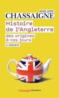 Histoire de l'Angleterre