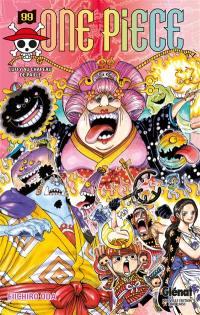 One Piece : édition originale. Vol. 99. Luffy au chapeau de paille