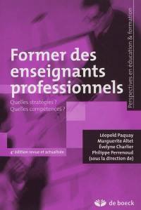 Former des enseignants professionnels