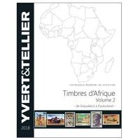 Catalogue de timbres-poste. Volume 2, Afrique