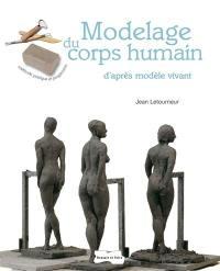 Modelage du corps humain d'après modèle vivant