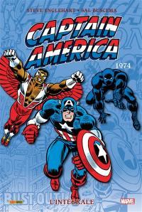 Captain America, 1974