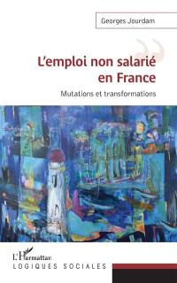 L'emploi non salarié en France