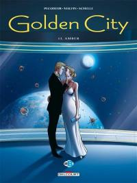 Golden city. Volume 13, Amber