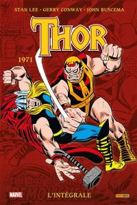 Thor. Volume 13, 1971