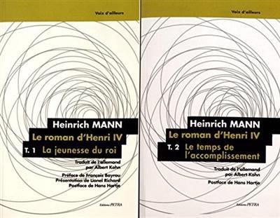 Le roman d'Henri IV