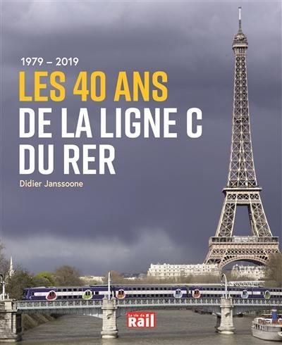Les 40 ans de la ligne C du RER