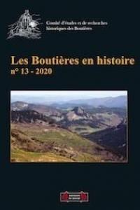 Boutières en histoire (Les). n° 13,