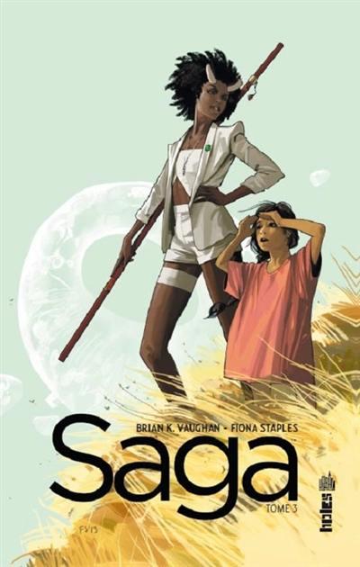 Saga. Volume 3,