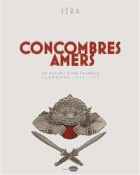 Concombres amers