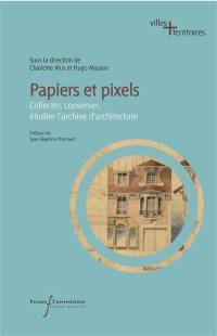 Papiers et pixels