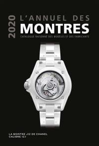 L'annuel des montres 2020