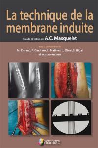 La technique de la membrane induite