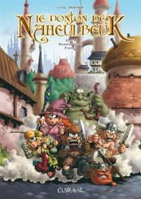 Le donjon de Naheulbeuk. Volume 9, Troisième saison, partie 3