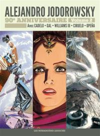 Alejandro Jodorowsky. Volume 2, Avec Cadelo, Gal, Williams III, Ciruelo, Opena
