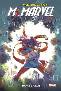 Magnificent Ms. Marvel. Volume 3,