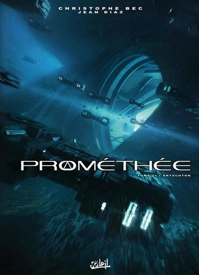 Prométhée. Volume 21, Antechton