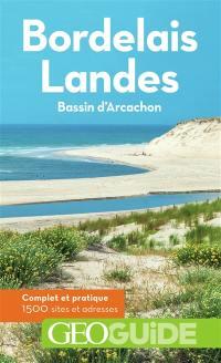 Bordelais, Landes, bassin d'Arcachon