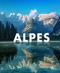 The Alps = Les Alpes = Die Alpen = Los Alpes = Os Alpes = De Alpen